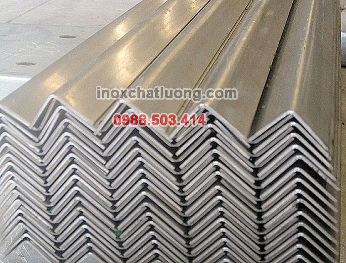 giá inox V 304 20 x 20 mm